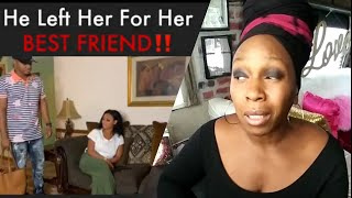 He Left Her for Her BEST FRIEND? Feat @JeremyHolloway @TonyaTko Reacts