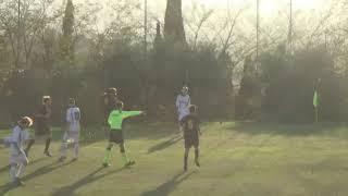 Campionato Seconda Categoria 2019-20 13a giornata: Fabbrica-Acciaiolo (sintesi)
