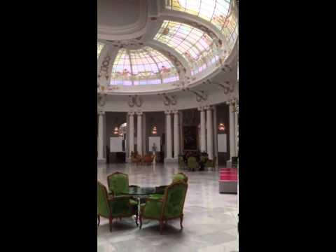 Le Negresco Hotel at Nice,France