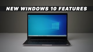 8 New Exciting Windows 10 Features!