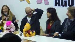 """Cartoomics 2013: parlano gli ex conduttori di """"Ciao Ciao"""" e """"Bim Bum Bam"""""""