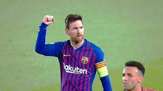 Look At These Goals from Lionel Messi in 2019 Season  Too Much, Just Too Much  ||HD||