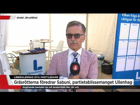 Kristofferson: Val av Ullenhag skulle sarga partiet - Nyheterna (TV4)
