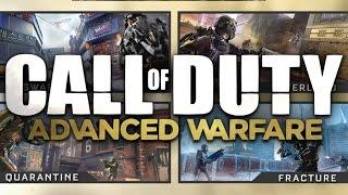 "Advanced Warfare: Official ""Reckoning"" DLC Trailer! COD AW's FINAL DLC!"