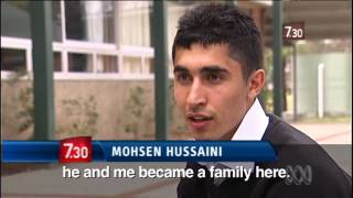 From high seas to HSC: a refugee success story