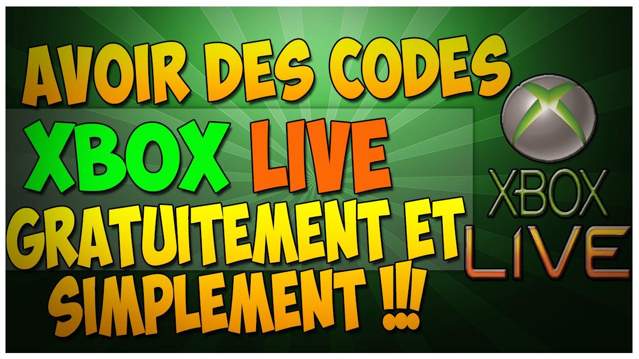arnaque xbox live gratuit