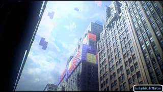 animated short film pixels by patrick jean