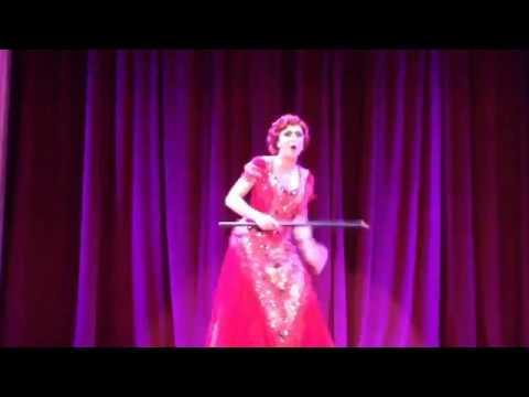Highlights of Andrea McArdle in Hello, Dolly!