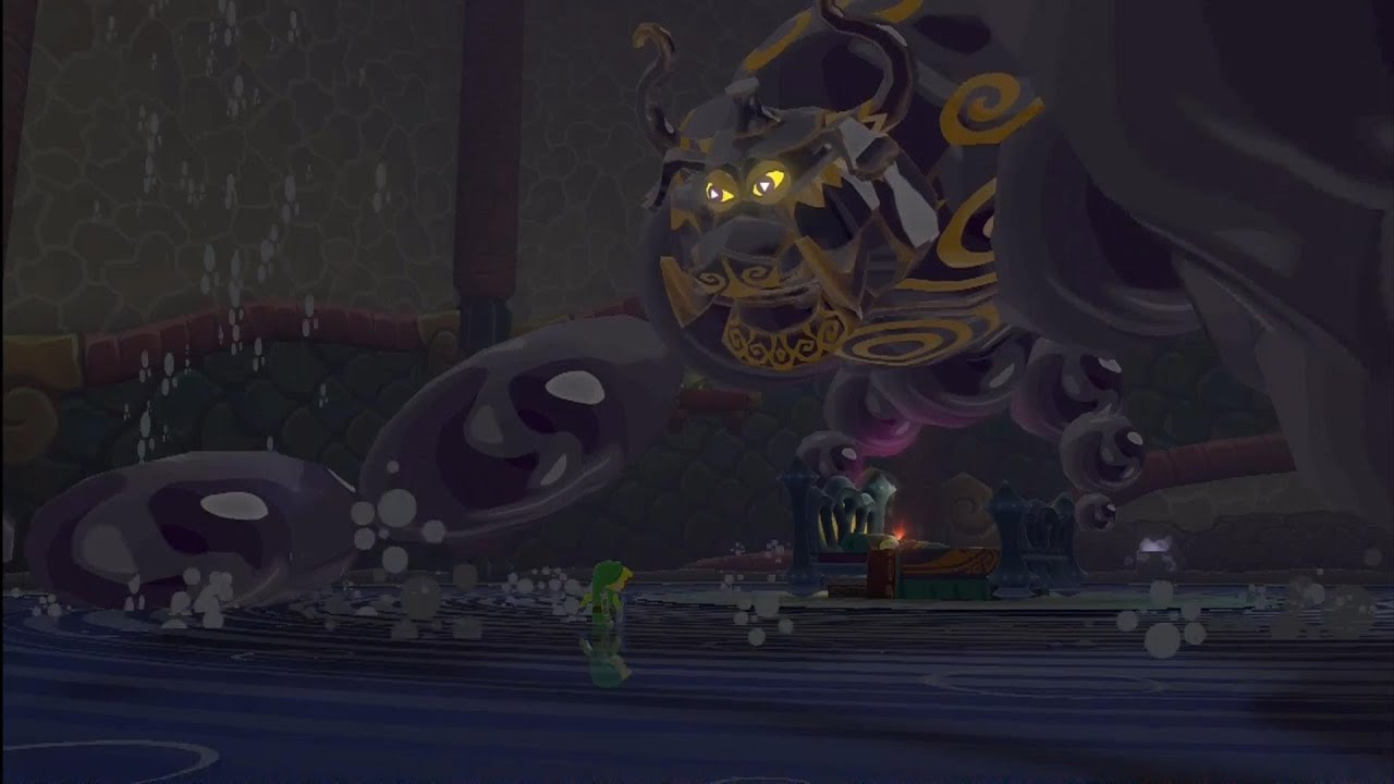Gannon The Legend Of Zelda The Wind Waker Hd Puppet Ganon Boss