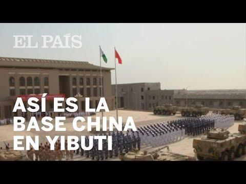 Así es la base de China en Yibuti | Internacional