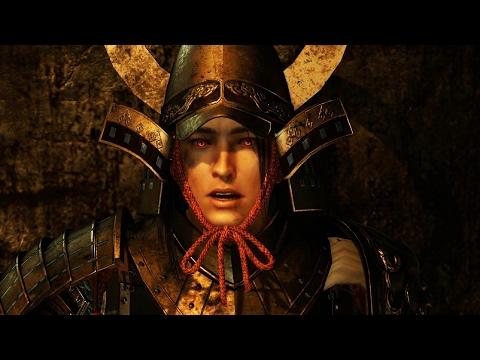Nioh: Tachibana Muneshige Boss Fight (1080p 60fps)