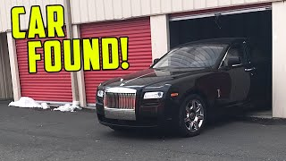 CAR Found In Storage Unit! I Bought an Abandoned Storage Unit and Found a Car!