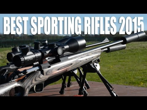 Best sporting rifles of 2015