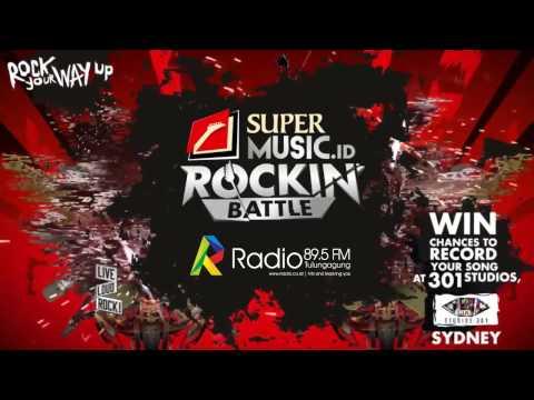 SUPERMUSIC.ID ROCKIN' BATTLE R-RADIO TULUNGAGUNG COMMERCIAL