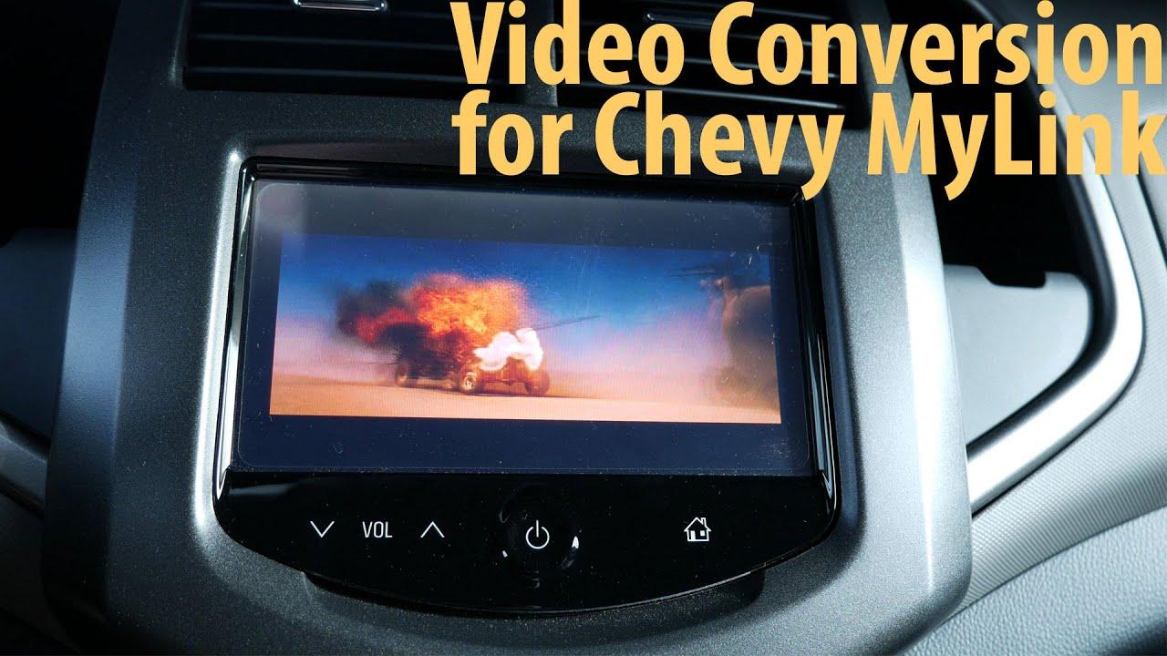 Chevy Mylink Software Update Usb
