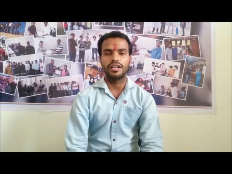Web Designer training by Prolore, Reengus | Trainee Pawan Kala