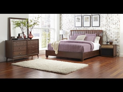 Modern Harmony Bedroom Collection By Pulaski Furniture