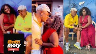 Queen Peezy & Bukom Banku Bonking Each Other After Patapaa Wedding