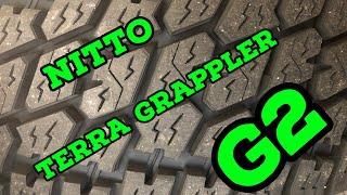 Nitto Terra Grappler G2