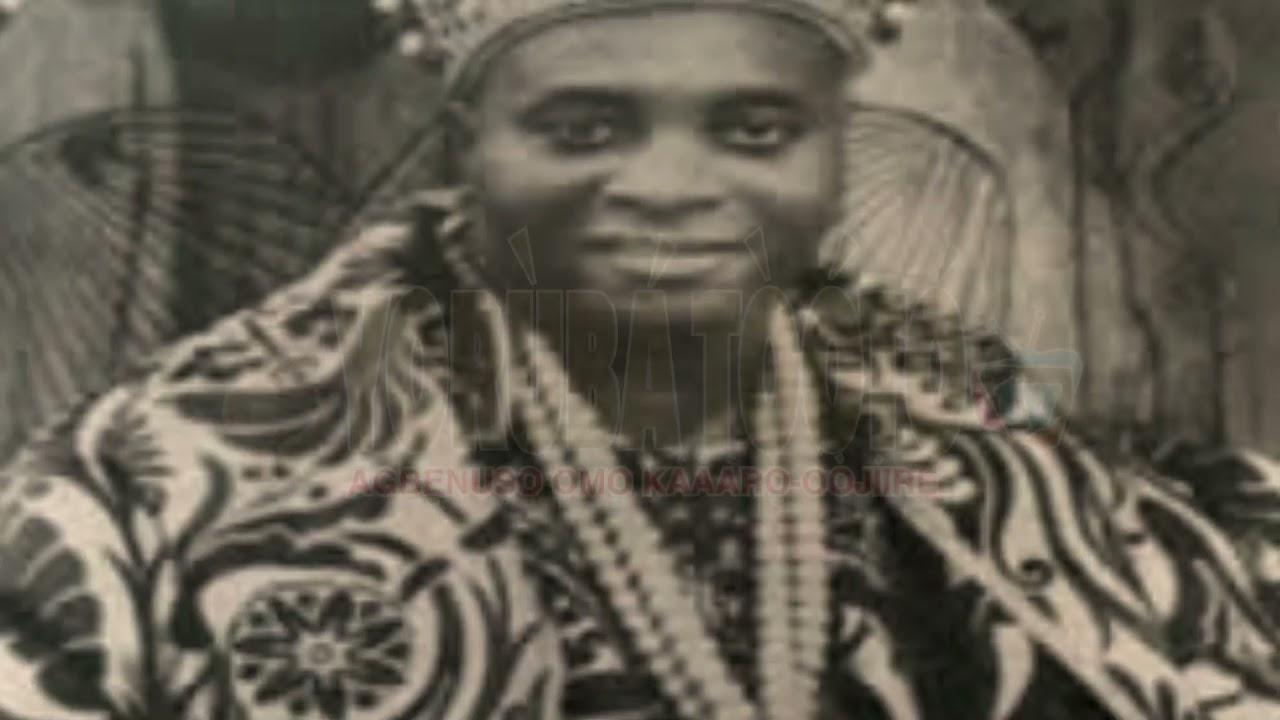 Download AWON ISELE GBANKOGBI:Yeepa! Won ro Awujale Ijebu l'oye nitori jegudujera