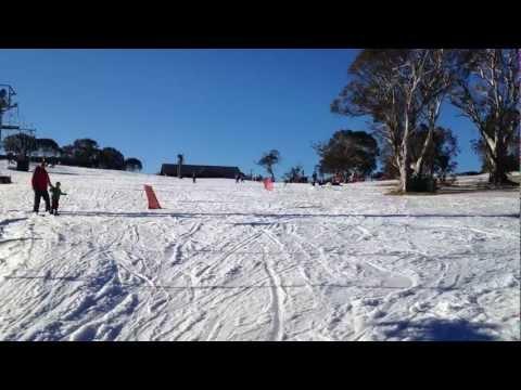Snowboarding in Selwyn