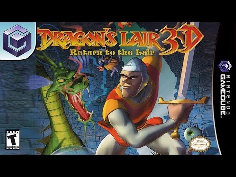Longplay of Dragon's Lair 3D