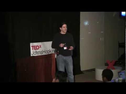On light and dark matter: David Kaplan at TEDxJohnsHopkinsUniversity