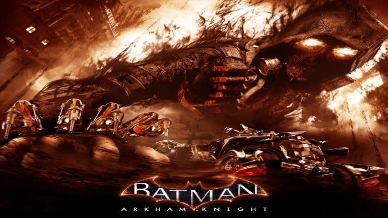 Кряк На Batman Archam Knight