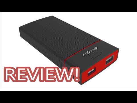 MyCharge AMP PRONGMAX Portable Charger Review