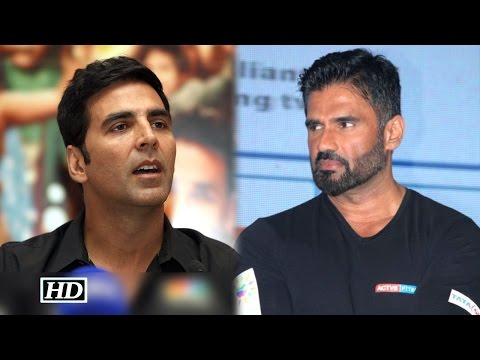 Suniel Shetty's Must Watch Comment on Akshay Kumar's Acting