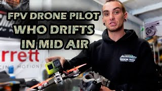homepage tile video photo for FPV DRONE PILOT WHO DRIFTS MID AIR !