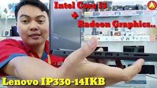 Review Laptop Lenovo IP330-14IKB Core i3 (Unboxing Lenovo IP330-14IKB)