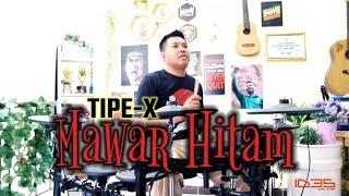 Download lagu Mawar Hitam - Tipe-X | Drum Cover by ID35 Drums