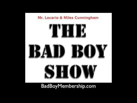 How to Control Your Emotions When Dealing With Women (The Bad Boy Show)