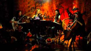 STRING QUARTET COVERS - Wonder Strings - Tango Jealousy