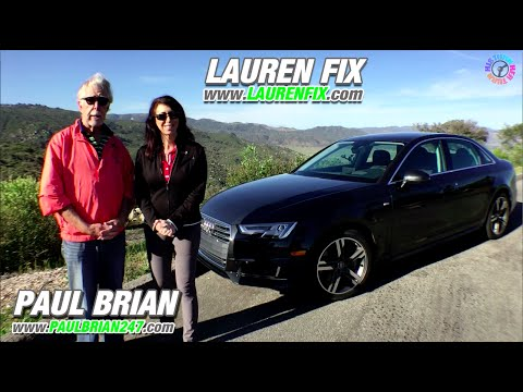 2017 Audi A4: His Turn - Her Turn Expert Car Review