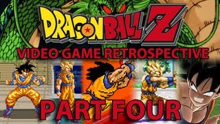 Dragon Ball Z Video Game Retrospective - PART 4 The RPGs