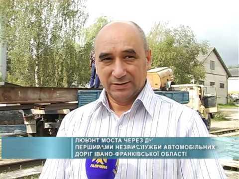 Ремонт Незвиського мосту