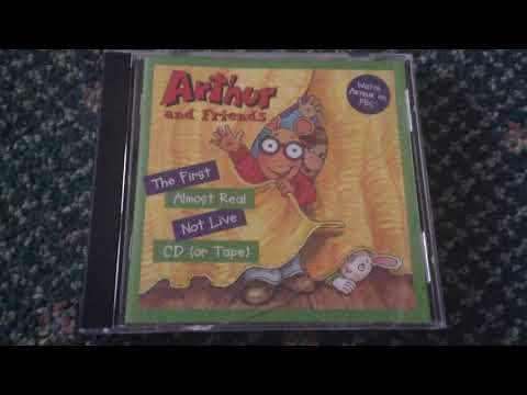 Arthur And Friends: The First Almost Real Not Live CD (or Tape): Homework