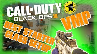black ops 3 best starter class setup bo3 vmp is op