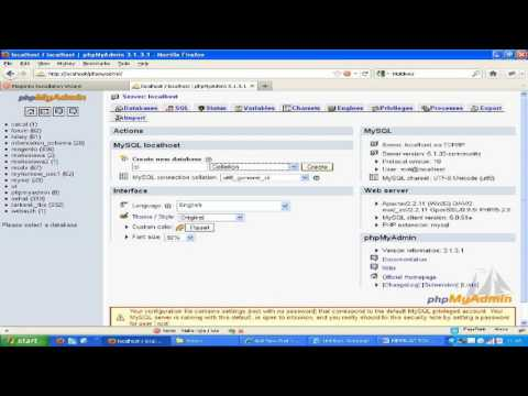 How to Install phpBB on LocalHost Using XAMPP