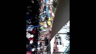 Inicio carnaval Tenango de Doria 2015