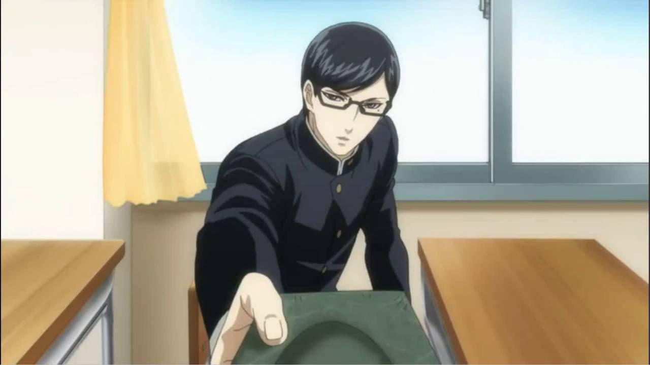 Мне нужна твоя наглая морда (Я Сакамото,а что?) - YouTube