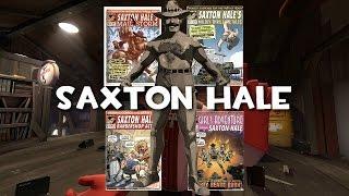TF2 Review : Saxton Hale