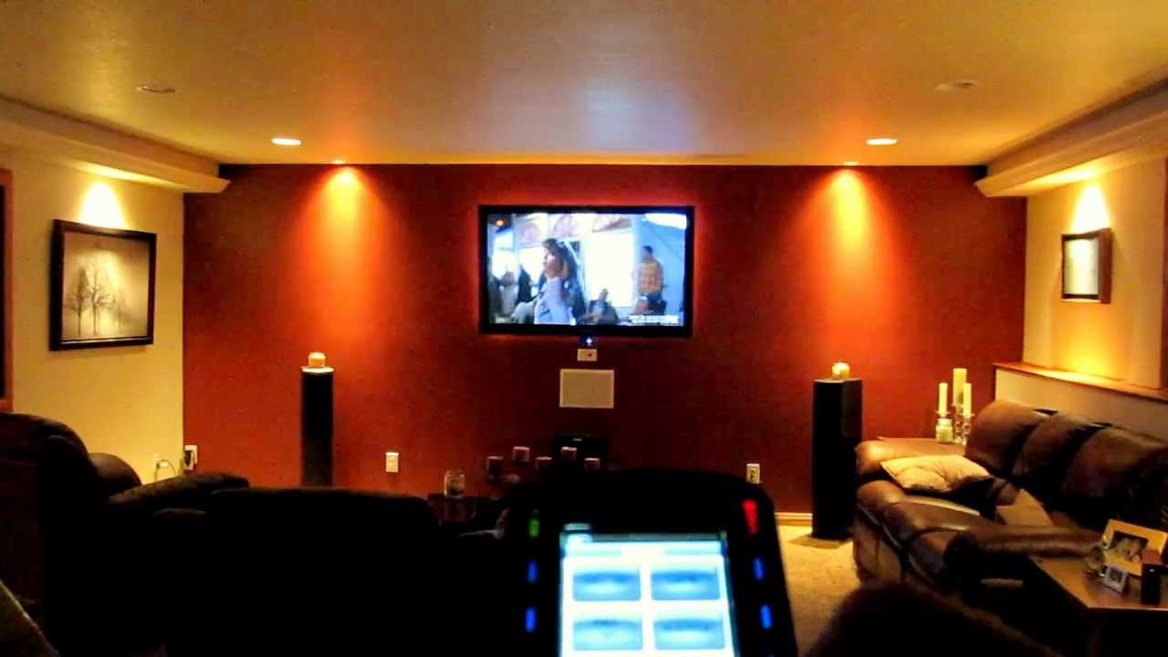 Home Theater Rf Remote Lighting Control Part 2 Youtube Glitter Wallpaper Creepypasta Choose from Our Pictures  Collections Wallpapers [x-site.ml]