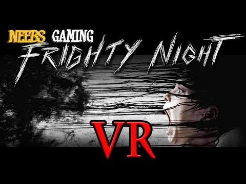 Simon Plays VR Horror! Paranormal Activity: The Lost Soul (Frighty Night)