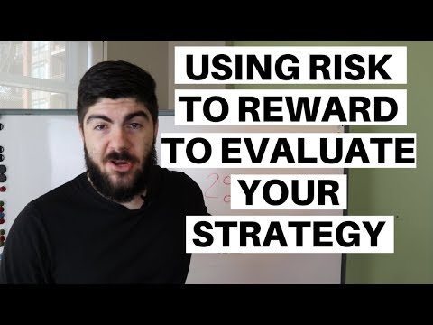 Using the Risk to Reward Ratio to Evaluate Your Trading Strategy