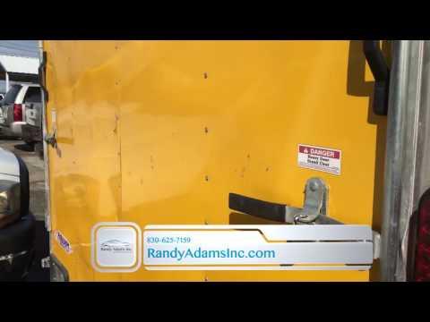 Used Food Trailer San Marcos, TX | Pre-Owned Food Truck San Marcos, TX