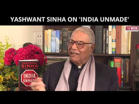 "Yashwant Sinha on Modi, Calling BJP ''Murdo Ki Party"",  Who will Win 2019 And More."