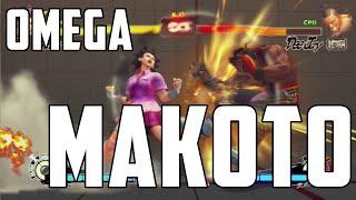 omega makoto combo video 60fps